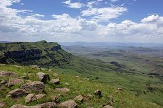 Jason Henderson Artwork Collection: Welcome to the Drakensberg