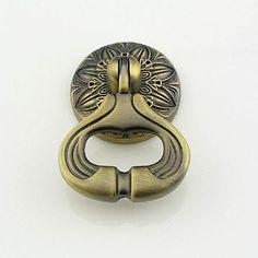 Inspirational Vintage Brass Cabinet Knobs
