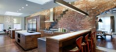 House in Tribeca- kitchen