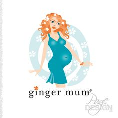 Logo for Ginger Mum London, UK