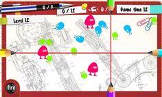 Monster Crash crosses puzzle game with destruction