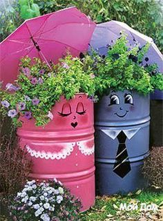 Funky garden ideas home safe how to grow a dream garden on 100 per year workwithnaturefo
