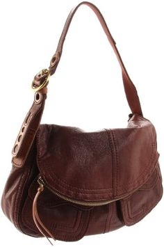 Stash your favorite things in this cool Lucky Brand hobo. Its leather fabrication is soft and casual, and it offers plenty of pockets to keep all your must-haves in order.