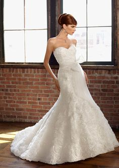 Mori Lee 4807 wedding dress & bridal gown. #wedding #bridal #bridaldress #weddingdress #bridalgown #weddinggown #whitedress #morilee
