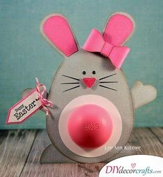 Lip Balm - Creative and Cute Gift Ideas