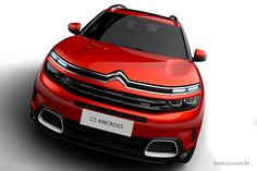 Citroën C5 Aircross é SUV para China e depois Europa | Best Cars