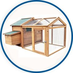 Chicken Coops & Pens for Sale in Australia | Coops And Cages™