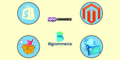 eCommerce is the booming trend of the present era. Thanks to the increase in usage of #Internet and #smartphones, the popularity of this #media are soaring high at a spectacular rate. The market abounds in various #eCommercePlatforms. Each of them boasts of having the best infrastructure and service.