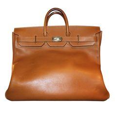 Hermes 50 cm Birkin Travel Bag