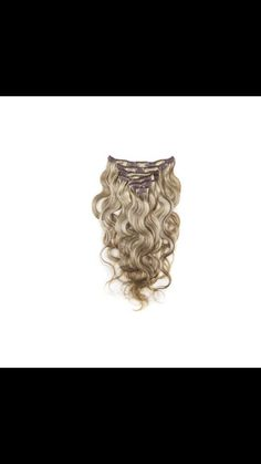 20in Body wave clip-in in extensions thier so easy to use and place no teasing needed
