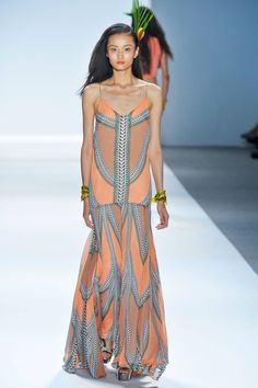 LOVE! Mara Hoffman Spring 2013 RTW Collection - Fashion on TheCut