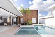 Casas em L: 63 Projetos com Plantas e Fotos para se Inspirar