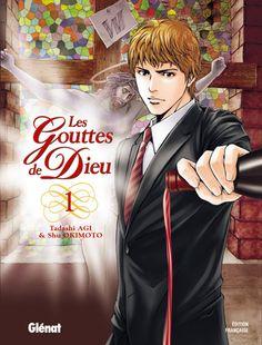 Manga - La série initiatique sur l'oenologie : Les gouttes de Dieu