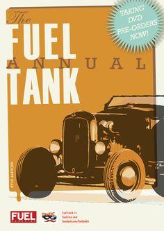 Fuel Tank TV poster.