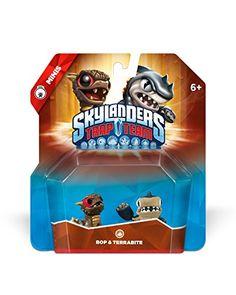 $ 9.99 Skylanders Trap Team: Bop & Terrabite - Mini Character 2 Pack Activision http://smile.amazon.com/dp/B00NB65BS6/ref=cm_sw_r_pi_dp_aIFBwb0FD54RV