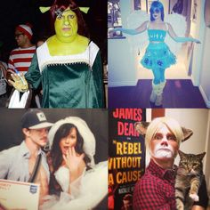 Lucy Hale, Colton Haynes and more celebrated Halloween early! Check out all the pics: http://aol.it/ZUeuVP