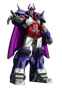 Autobot Leader Alpha Trion by MakotoOno.deviantart.com on @deviantART