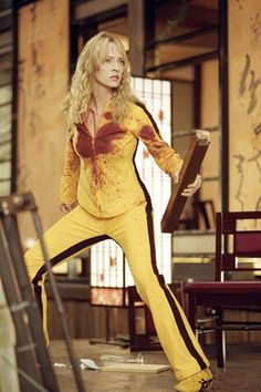 Kill Bill - The bride a.k.a Black Mamba