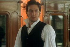 Richard Armitage as John Thornton. One of the greatest moments in film history. North & South directed by Brian Percival, TV Mini-Series, Richard Armitage, British Actors, American Actors, Hobbit, Historischer Roman, Elizabeth Gaskell, John Thornton, Look Back At Me, A Discovery Of Witches