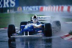 ☼ #F1 1995 Argentine Formula 1 Grand Prix - David Coulthard (Williams FW20)