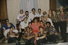 Fania All Stars | The Fania All Stars! (In order from left t… | Flickr