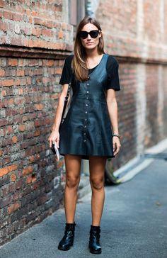 Spring leather. topshelfclothes.com