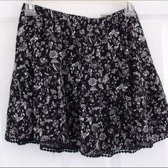 Tilly's Skirt Tilly's 'Full Tilt' skirt! New with tags, never worn! Size large. Feel free to make a reasonable offer! Full Tilt Skirts