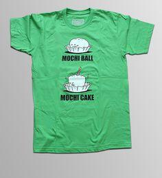 Etonomous Mochi Ball / Mochi Cake T-Shirt Mochi Cake, Mens Tops, T Shirt, Fashion, Moda, Tee, Fasion, Trendy Fashion, Tee Shirt