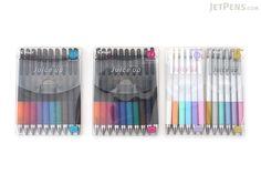 Pilot Juice Up Gel Pen - 0.4 mm - Pastel 6 Color Set - PILOT LJP-120S4-6CP
