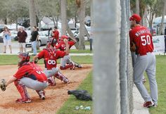 18 more days! Can't wait to get to Florida to see my Cards again! JUPITER...Here we come!