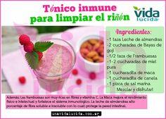 Tónico inmune para limpiar el riñón. Más info: http://www.lavidalucida.com/2012/12/perejil-remedio-natural-para-limpiar.html