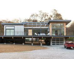 Theron Humphrey's new home in Nashvill, Tenn. Add a caption