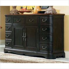 sideboard...perfect for my litchen area for the arts-n-crafts supplies