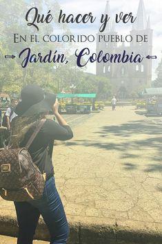 Que hacer y ver en el colorido pueblo de El Jardín, Colombia Reserva Natural, Colombia Travel, Travel Tips, American, Movies, Movie Posters, Guatape, Cartagena, Waterfalls