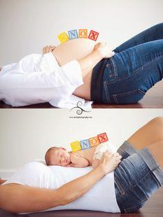 25 idéias para fotos do bebê
