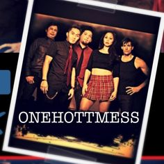 Don't miss One Hot Mess's performance on November 22, 2014 at 10pm!