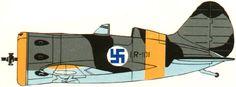 Finland Air, Ww2 Aircraft, Aviation Art, Air Force, Military, Military Man, Army