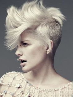 Alternative Hairstyles: Crazy Cool Hair for Women