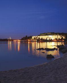 Hotel Monte Mulini - Rovinj, Croatia : The Leading Hotels of the World Rovinj Croatia, Honeymoon Hotels, Find Cheap Hotels, Leading Hotels, Hotel Reservations, Hotels And Resorts, Luxury Hotels, Romantic Getaway, Travel And Tourism