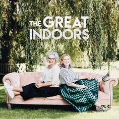 the Great Indoors podcast presented by TV presenter Sophie Robinson and author Kate watson Smyth Wall Street Journal, Shades Of Grey Paint, Half Painted Walls, Sophie Robinson, Neon Licht, Interior Styling, Interior Design, Design Art, Handmade Lampshades
