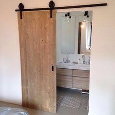 Best Home Decorating Stores Bedroom Closet Doors, Bathroom Doors, Ikea Closet Organizer, Minimalist Bed, Best Bath, Apartment Living, Sliding Doors, House Plans, New Homes