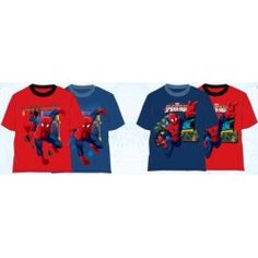 Camiseta Spiderman verano 2016