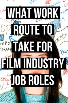 Careers in television and film what work routes to take for film industry job roles. With a free glossary guide of film industry jobs | filmmaking