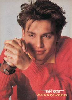 Johnny Depp, - 21 Jump Street, Love watching this show :) Johnny Depp Wallpaper, Jhoni Deep, Junger Johnny Depp, Young Johnny Depp, Here's Johnny, Johnny Depp Movies, Johnny Depp Teenager, 21 Jump Street, Z Cam