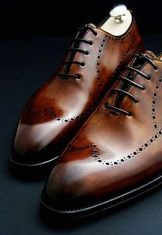 Brown brogues #shoes | Raddest Men's Fashion Looks On The Internet: http://www.raddestlooks.org