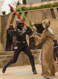 Seventh Sister Inquisitor, from Star Wars Rebels, will also be there.