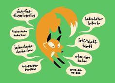 The Fox Says T-Shirt | SnorgTees