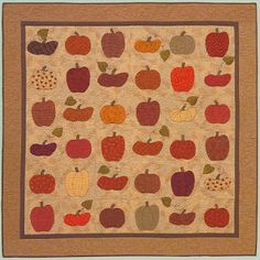 A Kingly Affair: Thanksgiving Fabrics/Quilt
