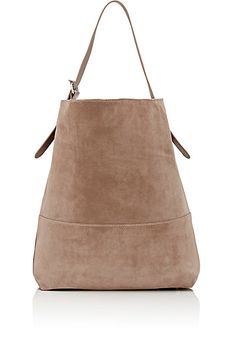 We Adore  The Slouchy Hobo from Barneys New York at Barneys New York Grey  Bags 2444efc455