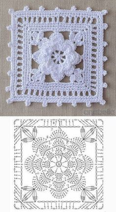 Farmhouse Table Runner Tablecloth Rustic Home Decor Wedding Table Runner New Home Housewarming Gift Country Decor Rustic Kitchen - Her Crochet Crochet Doily Diagram, Crochet Motif Patterns, Crochet Chart, Thread Crochet, Crochet Designs, Crochet Doilies, Motifs Granny Square, Granny Square Crochet Pattern, Crochet Squares